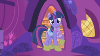 Twilight Sparkle Shocked S1E11