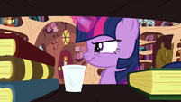 Twilight sends quills S3E01