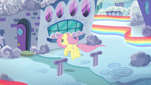 File:Fluttershy returns to her parents' home S6E11.png