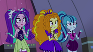 The Dazzlings realize that they can't sing well EG2