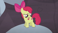 "Apple Bloom ""what does the rock look like?"" S5E20"