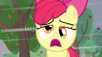 Apple Bloom cross eyed S3E8