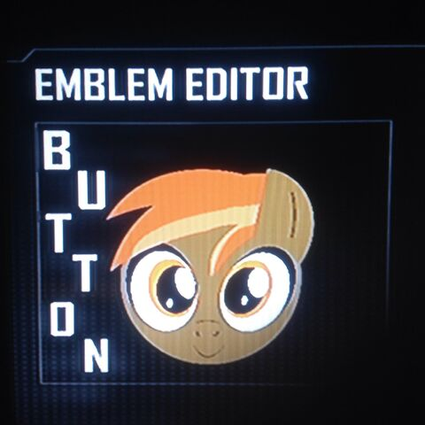 File:FANMADE Button Mash Black Ops 2 Emblem.jpg