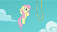Fluttershy sees rope S2E02