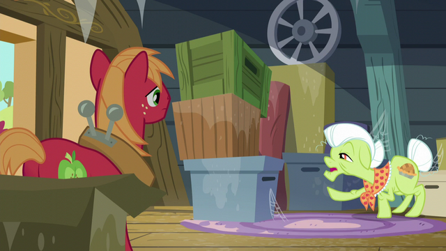"""File:Granny Smith """"maybe it's in that one on the bottom"""" S5E17.png"""