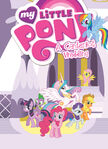 My Little Pony A Canterlot Wedding cover