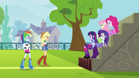 Twilight and friends soccer bleachers EG