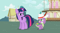 Twilight are you doing S2E10