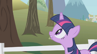 Twilight looking up again S1E3