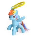 2012 McDonald's Rainbow Dash toy