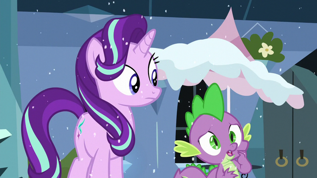 "File:Spike ""unless something's happened!"" S6E2.png"