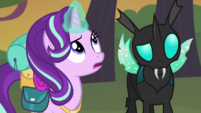 "Starlight ""we should come up with a plan"" S6E26"