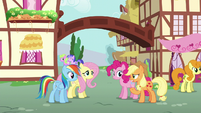"""Applejack """"your parents won't stand up for themselves"""" S6E11"""