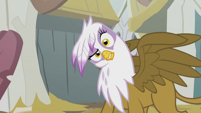"""File:Gilda """"What's your excuse"""" S5E8.png"""