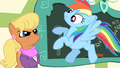 "Rainbow Dash ""get to the nitty-gritty later"" S4E05.png"
