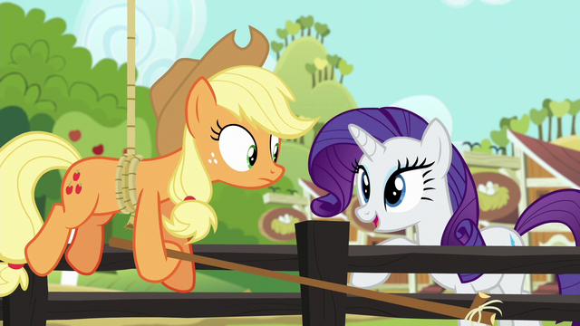 """File:Rarity """"maybe it isn't so hard to get stuck"""" S6E10.png"""