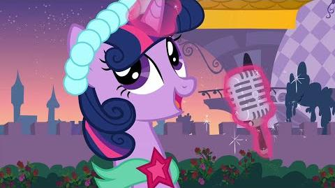 My Little Pony FiM - Love is in Bloom - Polish