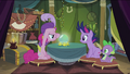 Pinkie with crystal ball S2E20.png