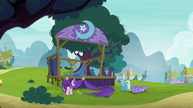 "File:Trixie ""the greatest thing Ponyville's ever seen"" S6E6.png"