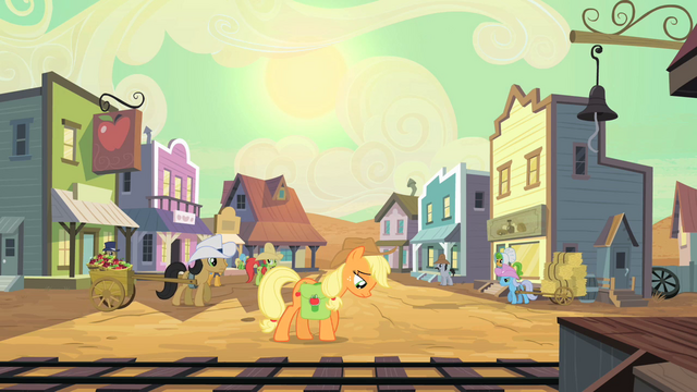 File:Applejack at Dodge Junction S2E14.png