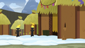 Mud falls out of the hut wall again S7E11.png