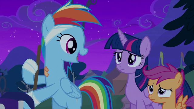"File:Rainbow Dash ""I'm doing great"" S6E7.png"
