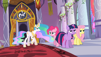 Celestia 'what have you done' S2E01