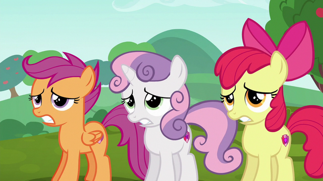 File:Cutie Mark Crusaders more worried than ever S6E14.png
