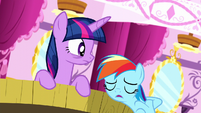 "Rainbow Dash ""didn't think mine was that scary"" S5E13"
