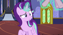 "Starlight Glimmer ""what's going on?!"" S6E21"