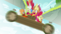 Apple family and raft plummeting S4E09.png