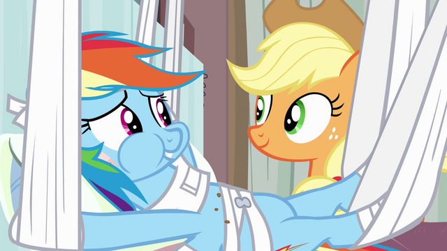 "File:Rainbow ""couldn't have done that on my own"" S4E10.png"
