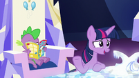 "Twilight ""don't worry about me"" S5E16"