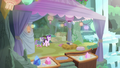 Maud and Starlight return to waterfall grotto S7E4.png