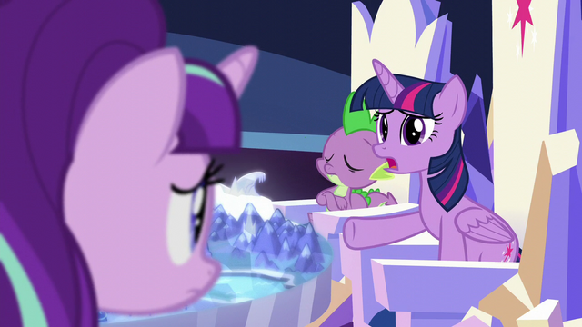 """File:Twilight """"...just one group of friends"""" S5E26.png"""