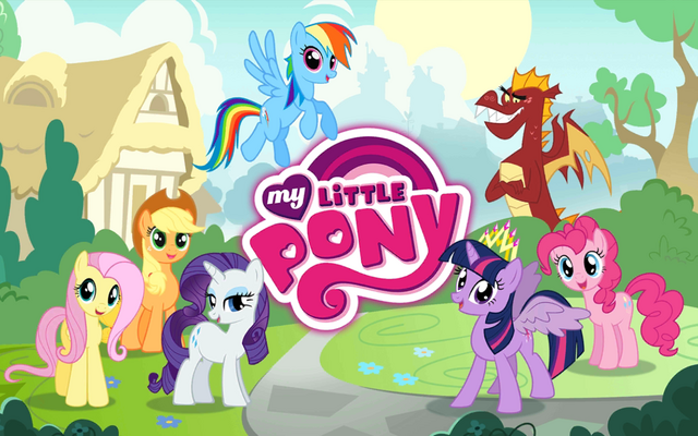 File:MLP mobile game Dragon Quest update loading screen.png