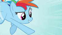 "Rainbow Dash ""those trees"" S05E05"