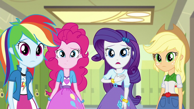 "File:Rarity ""can't expect her to drop everything"" EG3.png"