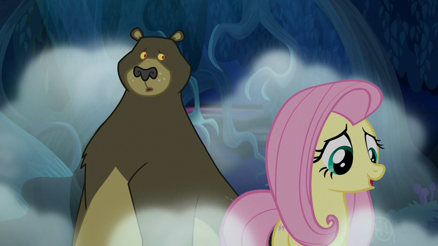 File:Shadow speeds behind Fluttershy and Harry S6E15.png