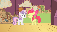 Apple Bloom 'Probably not' S4E05