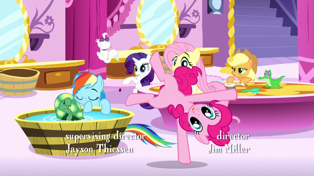 File:Pinkie Pie cartwheels across the room S5E13.png