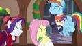 Merry, Flutterholly, and Snowdash having fun S6E8.png