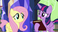 "Twilight ""that's all I could find"" S5E23"