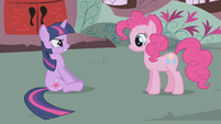 """Twilight """"the other ponies tried to be subtle"""" S1E03"""