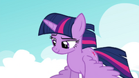 Twilight with a smile S4E21