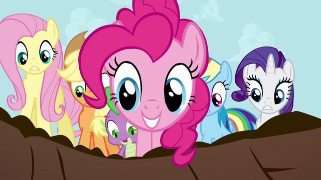 "File:Pinkie Pie ""that WAS a big finish!"" S4E01.png"