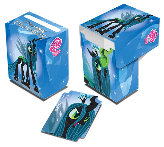 File:Queen Chrysalis Ultra PRO deck box.png