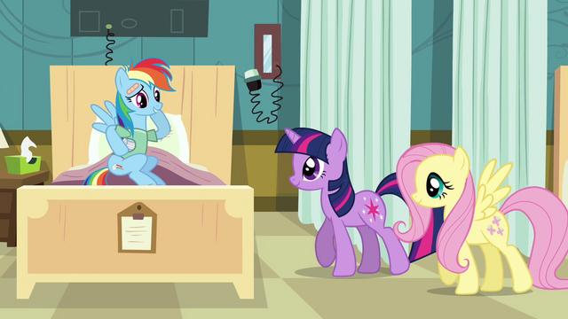 "File:Rainbow Dash ""hey guys"" S02E16.png"