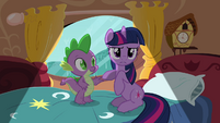 "Twilight ""you're right, Spike"" S03E13"