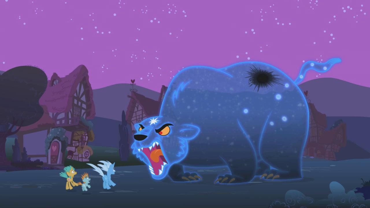 Image - Ursa minor even angrier S1E06.png | My Little Pony ...